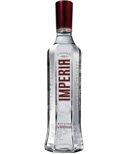 Vodka Imperia Russian Standard