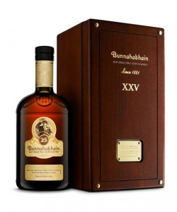 Scotch Whisky Bunnahabhain 25 Years Old Single Malt
