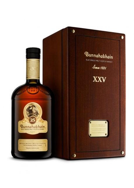 Scotch Whisky Bunnahabhain 25 Years Old Single Malt