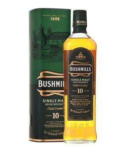 Whiskey Bushmills 10 Years Old Single Malt