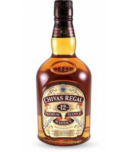 Scotch Whisky Chivas Regal 12 Years Old Blended