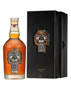 Scotch Whisky Chivas Regal 25 Years Old Blended