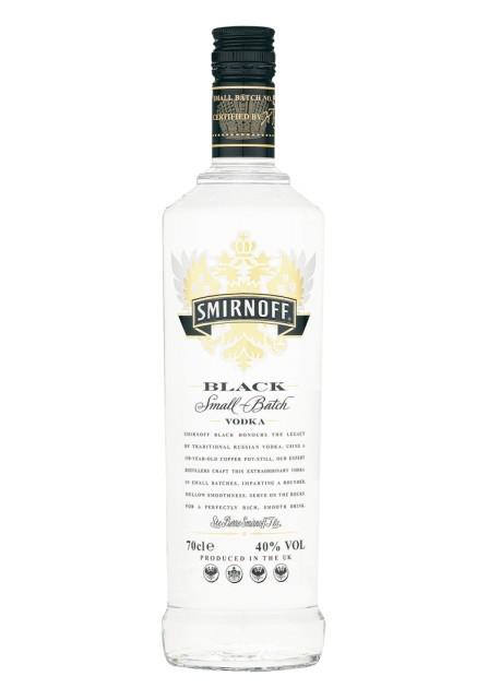 Vodka Smirnoff Blanck