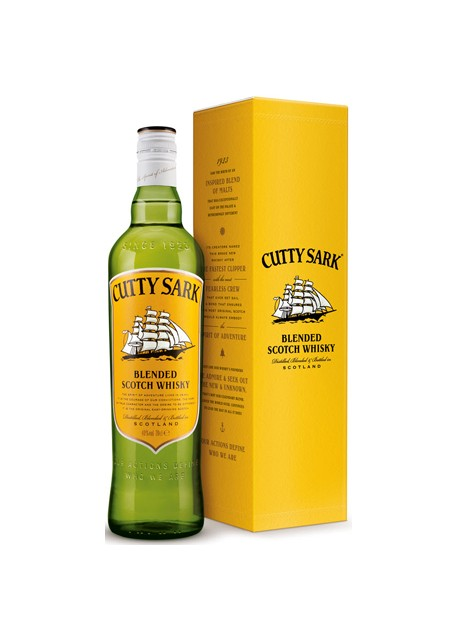 Scotch Whisky Cutty Sark Blended
