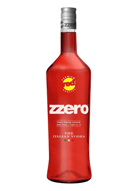 Vodka Zzero Red (da 1 Lt)
