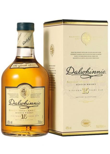 Scotch Whisky Dalwhinnie 15 Years Old Single Malt