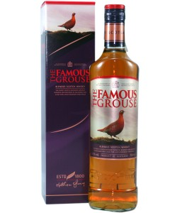 Scotch Whisky The Famous Grouse Blended