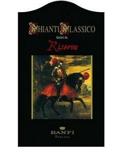 Chianti Classico Riserva DOCG Castello Banfi 2012