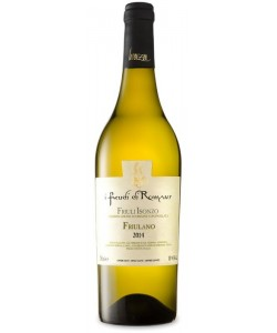 Friuli Isonzo DOC I Feudi di Romans Chardonnay 2015
