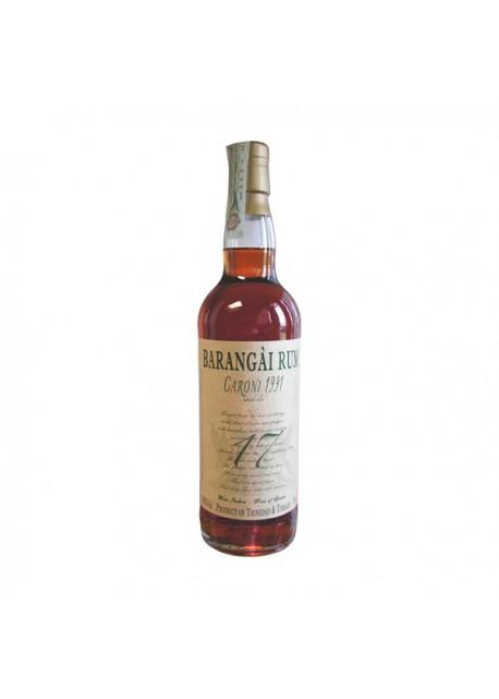 Rum Caroni Barangài 17 Years Old - 1991