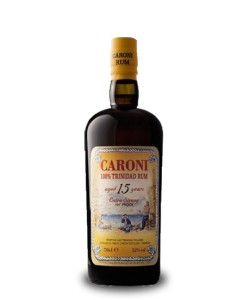 Rum Caroni Trinidad 15 Years Old 1997