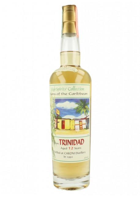 Rum Caroni High Spirit's collection Trinidad 12 Years Old - 1991