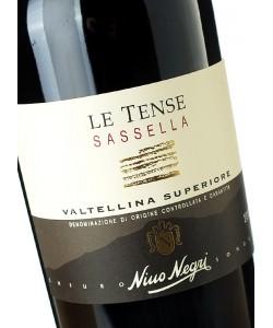 Sassella Valtellina Superiore DOCG Nino Negri Le Tense 2010