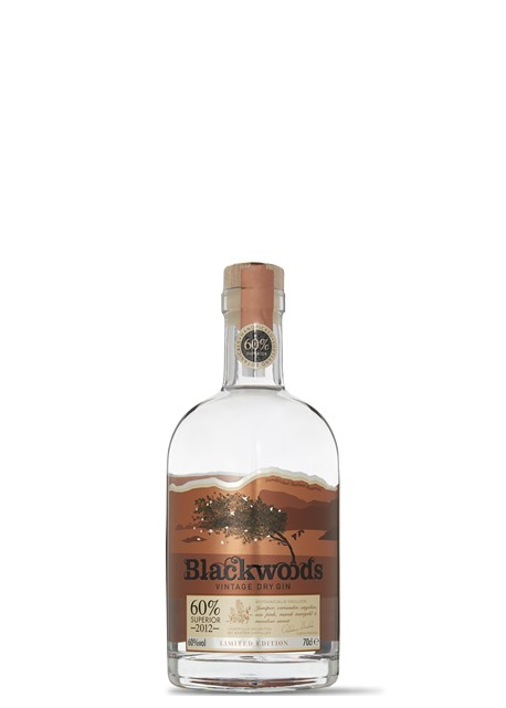 Gin Blackwood's Vintage Dry Gin 60%