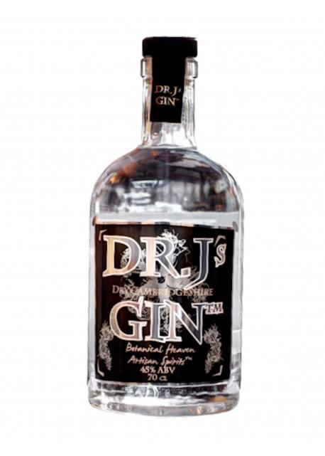 Gin English Spirit Distillery Dr. J's