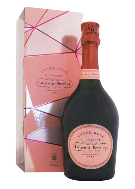 Champagne Laurent-Perrier Cuvée Rosé Brut