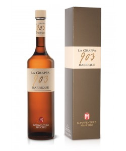 Grappa Bonaventura Maschio 903 Barrique