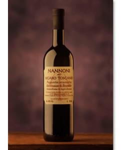 Acquavite di Vinaccia Nannoni di Brunello Riserva da sigaro Toscano