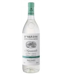 Acquavite di Vinaccia Nardini alla Genziana 1lt