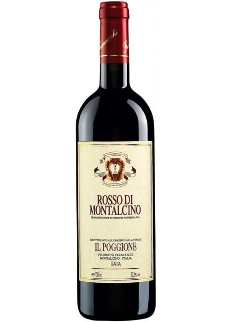 Rosso di Montalcino DOC Il Poggione 2014
