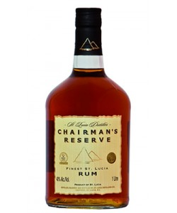 Rum St. Lucia Distillers Charman's Reserve