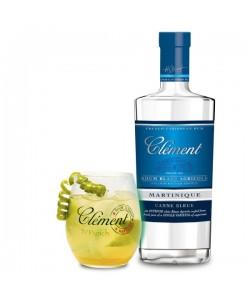 Rum Clément Canne Blue