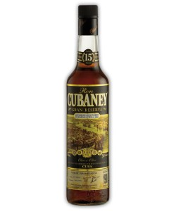 Rum Cubaney 15 anni