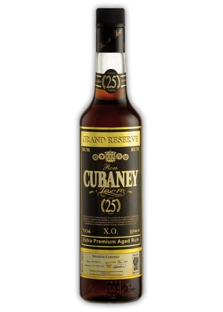 Rum Cubaney 25 anni X.O. Gran Reserve