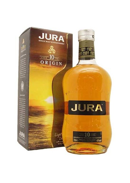 Scotch Whisky Jura Origin 10 Years Single Malt