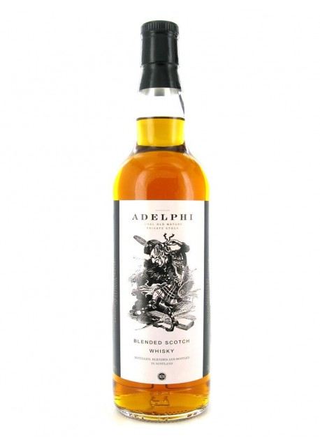 Scotch Whisky Adelphi Blended