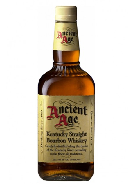 Whiskey Buffalo Trace Ancient Age Bourbon