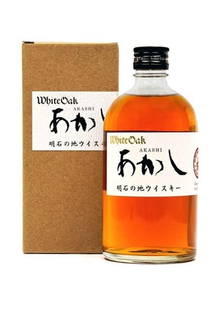 Whisky White Oak Akashi Blended