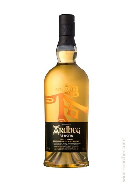 Scotch Whisky Arbdeg Blasda Single Malt Limited Edition