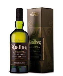 Scotch Whisky Ardbeg 10 Years Old Single Malt 1lt