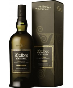 Scotch Whisky Ardbeg Uigeadail Single Malt