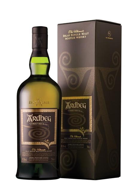 Scotch Whisky Ardbeg Corryvrekan