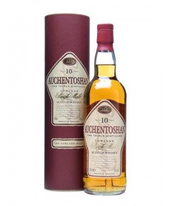 Scotch Whisky Auchentoshan 10 Years Old Single Malt