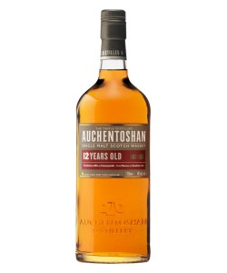 Scotch Whisky Auchentoshan 12 Years Old Single Malt 1 lt