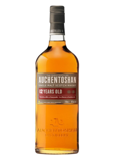 Scotch Whisky Auchentoshan 12 Years Old Single MaltAuchentoshan 12 Years Old Single Malt