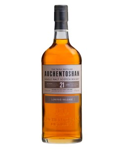 Scotch Whisky Auchentoshan 21 Years Old Single Malt