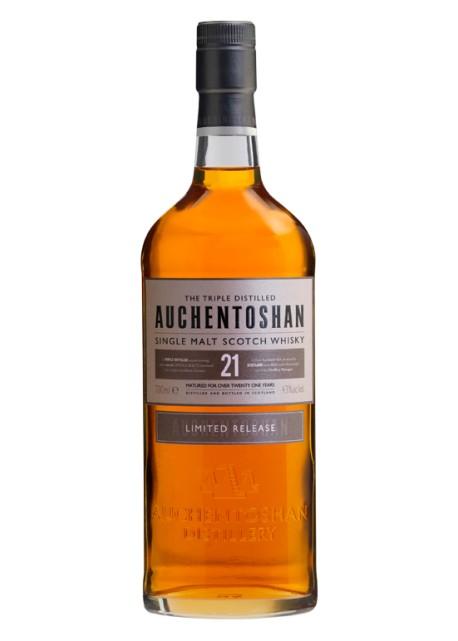Scotch Whisky Auchentoshan 21 Years Old Single Malt