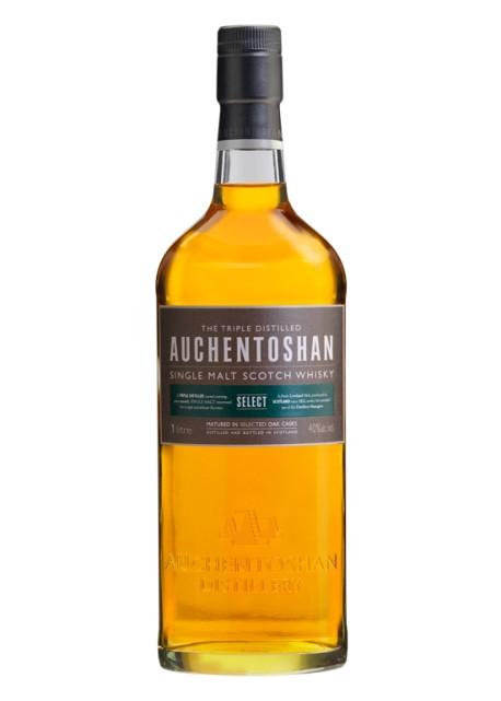 Scotch Whisky Auchentoshan Select Single Malt