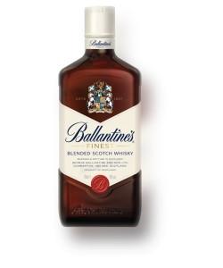 Scotch Whisky Ballantine's Finest Blended