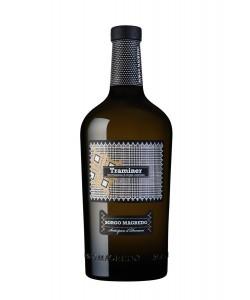 Etichetta Friuli Grave DOC Borgo Magredo Traminer Aromatico 2014