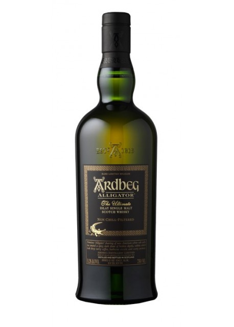 Scotch Whisky Ardbeg Alligator Single Malt Limited Edition