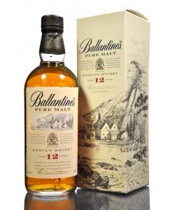 Scotch Whisky Ballantine's 12 Years Pure Malt