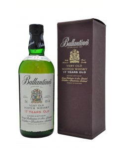Scotch Whisky Ballantine's 17 Years Old