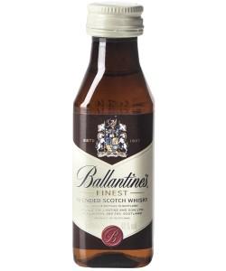 Scotch Whisky Ballantine's Finest Blended 5 cl