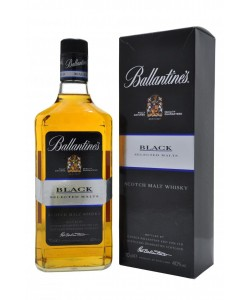 Scotch Whisky Ballantine's Black Blended