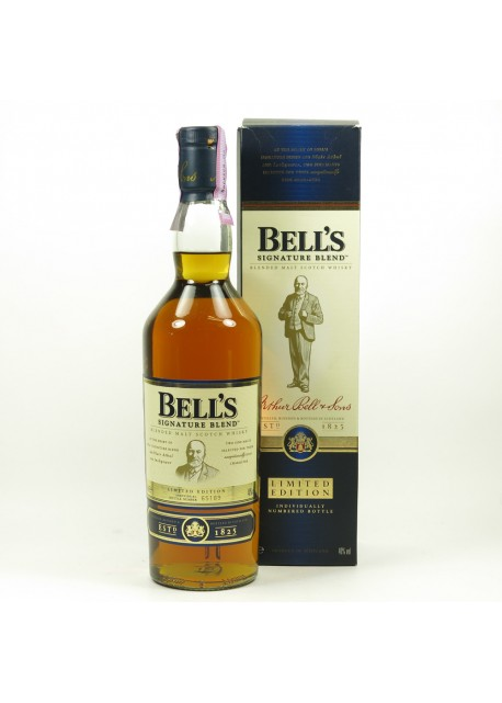 Scotch Whisky Bell's Signature Blend Limited Edition